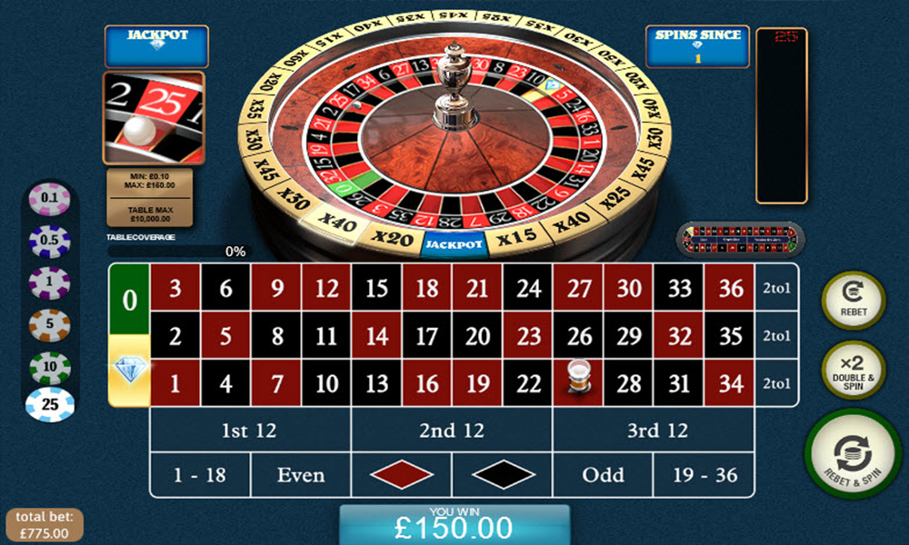 Roulette odds NYX 125893